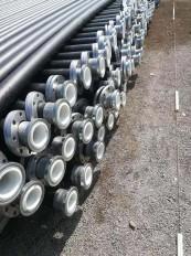 钢丝网聚烯烃复合管